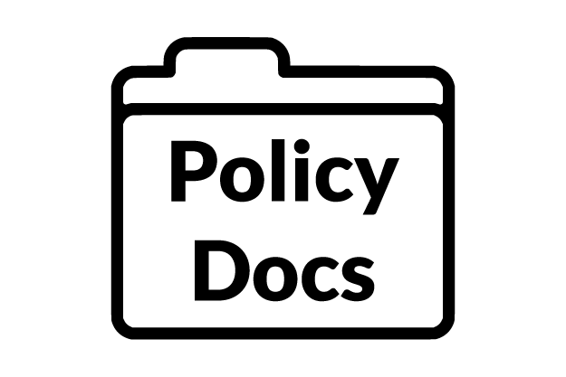 "Folder Icon labeled ""Policy Docs"""